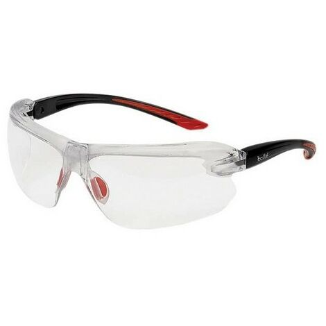 Bolle Safety IRIDPSI2.5 IRI-s Safety Glasses Clear Bifocal Reading Area +2.5
