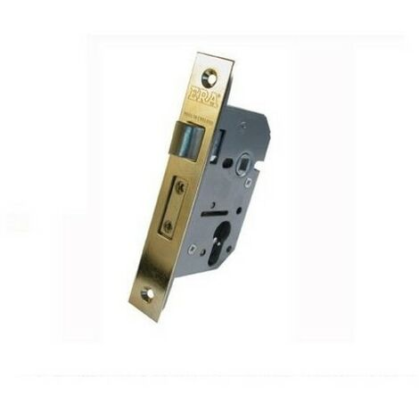 ERA 326-51 Euro Mortice Sashlock Case 76mm Chrome Plated
