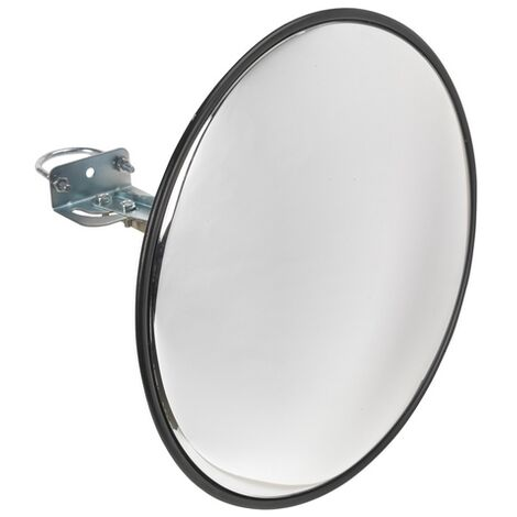 Sealey CM400 Diameter 400mm Wall Mounting Convex Mirror