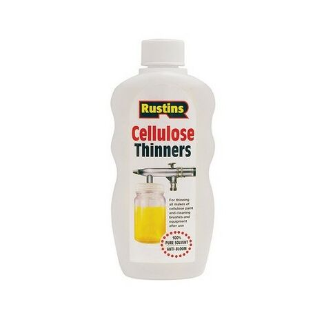 Rustins CELT300 Cellulose Thinners 300ml