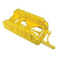Stanley 1-19-212 Mitre Box With Saw Storage