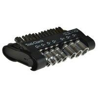 Expert E160802B E160802 Ratcheting Revolver Bit Driver /& Bits