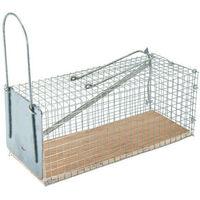 Fixman 197512 Mouse Cage Trap 250 x 90 x 90mm