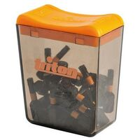 Triton 638088 T20 Screwdriver Impact Bit 25pk 25mm