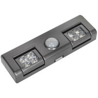 Sealey GL93 8 LED Auto Light with PIR Sensor