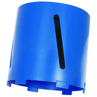 Silverline 282395 Diamond Core Drill Bit 65 x 150mm