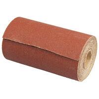 Silverline 771979 Aluminium Oxide Roll 5m 80 Grit