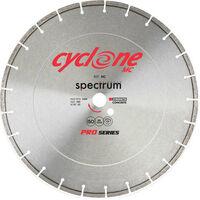 Spectrum MC450/25 PRO Cyclone Floor Saw Concrete 450mm Diamond Disc Blade