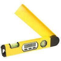 MW505-01 Digital Protractor 100mm 360 Deg Range
