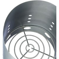 Encendedor Barbacoa, Acero Galvanizado, Plateado, 30 x 30 x 19.5 cm