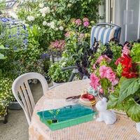 Pack de 2 Semilleros de Germinación con 24 Compartimentos para Terraza, Jardín e Interior, Verde, 38 x 24,5 cm