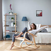 Relaxdays Floating Shelf, Black, Metal, Iron, Wall Rack, Modern Decoration, Square Form, Black HWD : 35 x 35 x 25 cm