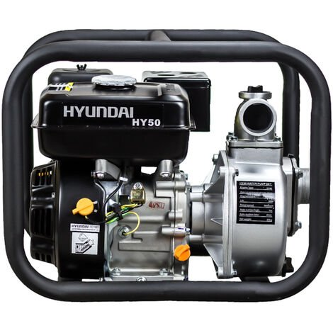 "HYUNDAI-HY-HY50 MOTOBOMBA HYUNDAI GASOLINA - CAUDAL - 2"""