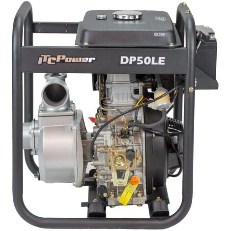 """MOTOBOMBA DP50LE-ITCPOWER DIESEL - 2"""" Eléctrica"""