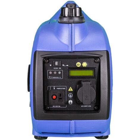 HYUNDAI- HY-HY1000SI-PROGenerador Gasolina Inverter Monofásico