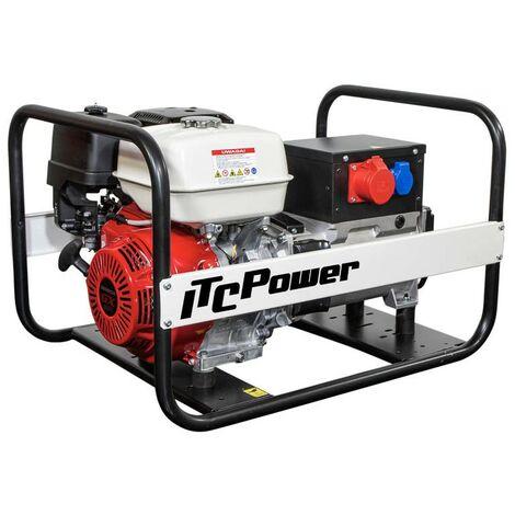 Generador con motor HONDA GX390 8,7KW 400/230V