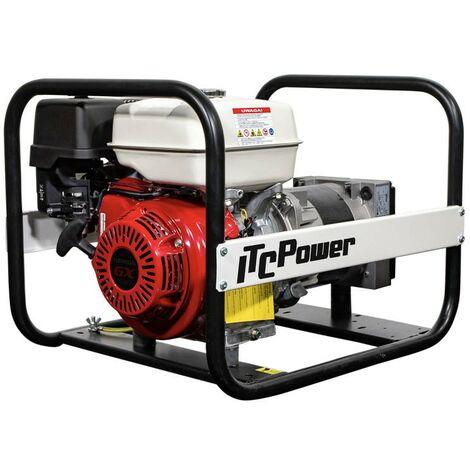 Generador con motor HONDA GX270 4,2KW 230V