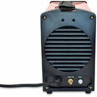 Spark - Soldador TIG MMA 200A / 220V DC, Pantalla Digital, Tamaño Máximo De Electrodo 4.00mm, Máquina De Soldar Portátil Con Inverter, Soldadora De Arco, Accesorios Incluidos