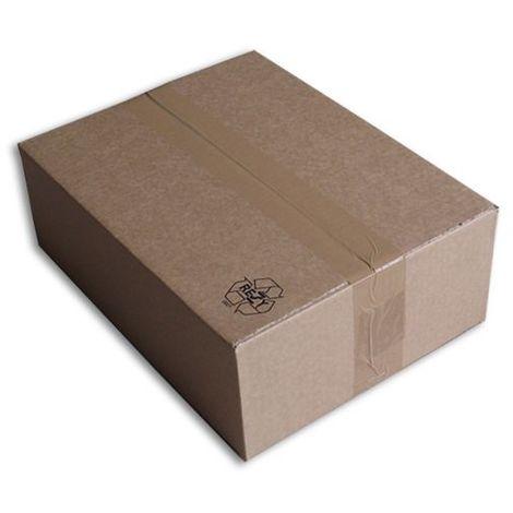 Lot de 5 Boîtes carton (N°39) format 320x240x110 mm