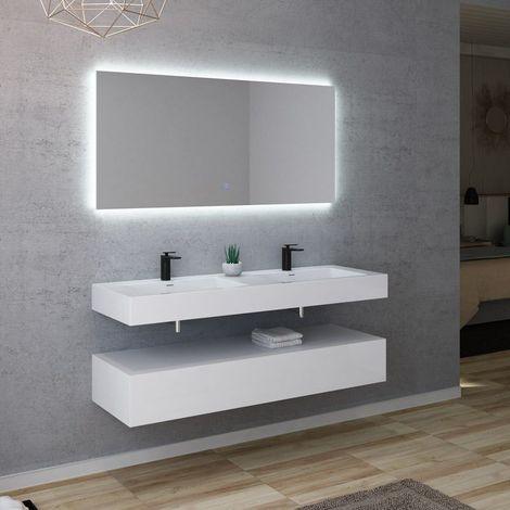 Meuble de salle de bain AVELLINO 1400