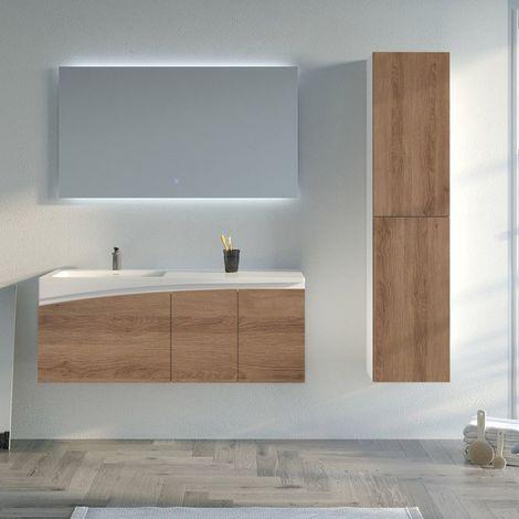 Meuble de salle de bain CAGLIARI 1200