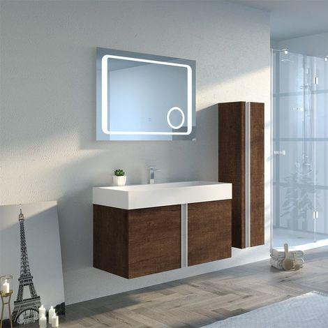 Meuble de salle de bain BOREAL 1000