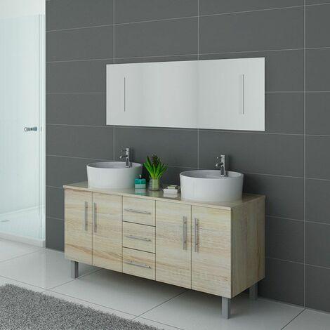 Meuble de salle de bain DIS989 Scandinave