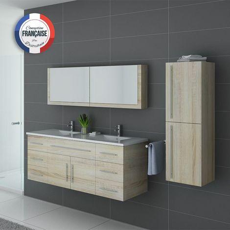 Meuble de salle de bain DIS749 Scandinave