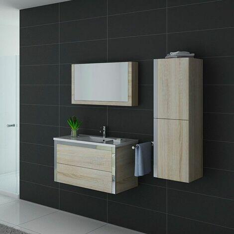 Meuble de salle de bain DIS025-900 Scandinave