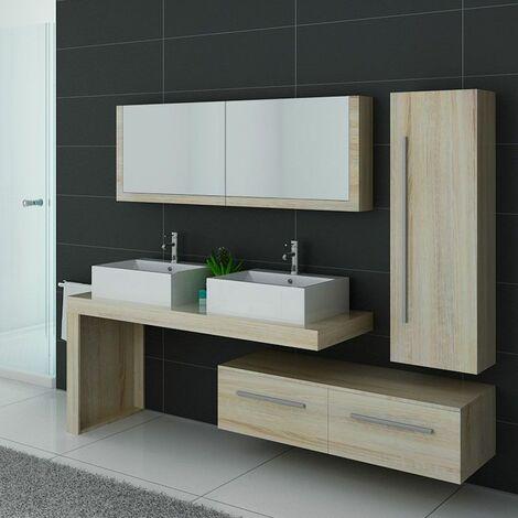 Meuble de salle de bain DIS9350 Scandinave