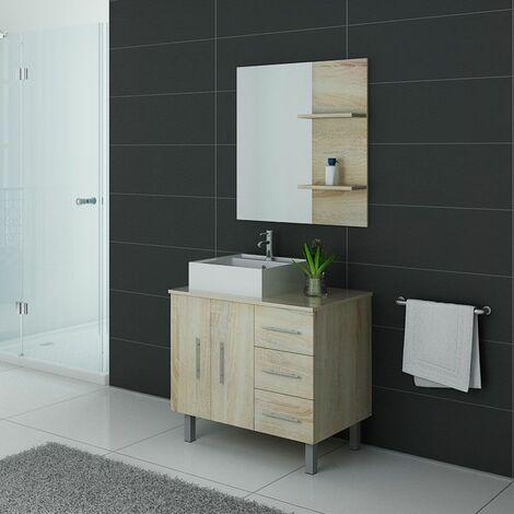 Meuble de salle de bain FLORENCE Scandinave
