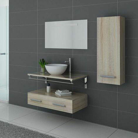 Meuble de salle de bain Scandinave VIRTUOSE