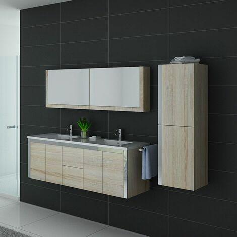 Meuble de salle de bain DIS025-1500 Scandinave