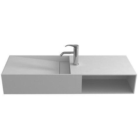 Lave-mains solid surface Réf : SDWD38228