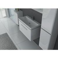 Meuble de salle de bain SORRENTO Blanc