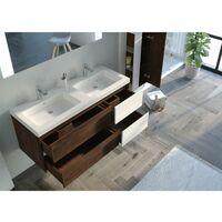 Meuble de salle de bain AZAMARA 1200