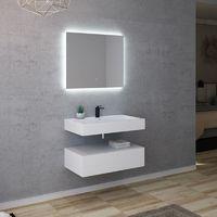 Meuble de salle de bain AVELLINO-800