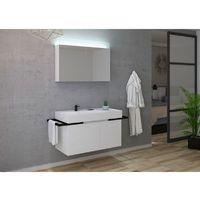 Meuble de salle de bain TERAMO 800