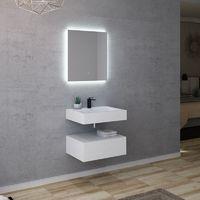 Meuble de salle de bain AVELLINO 600