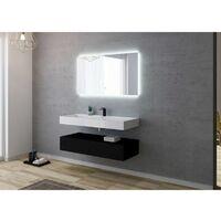 Meuble de salle de bain AVELLINO-1200N
