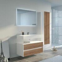 Meuble de salle de bain VISENZA 1000 SV-B