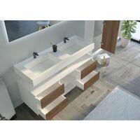 Meuble de salle de bain VISENZA 1400 SV-B