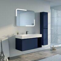 Meuble salle de bain ARTENA 1000 Bleu Saphir