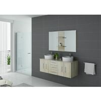 Meuble de salle de bain CARSOLI Scandinave