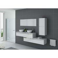 Meuble de salle de bain DOLCE VITA Blanc