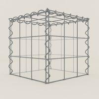 Extension gabions 33311-3 - 30 x 30 x 30 cm