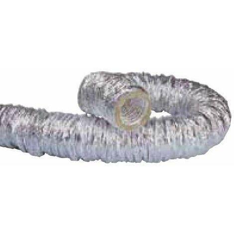 Gaine souple alu phonique  250 - T 250 CMO-P/25 ATLANTIC - 524745  Gaine acoustique Diam 250 mm - isolation 25 mm