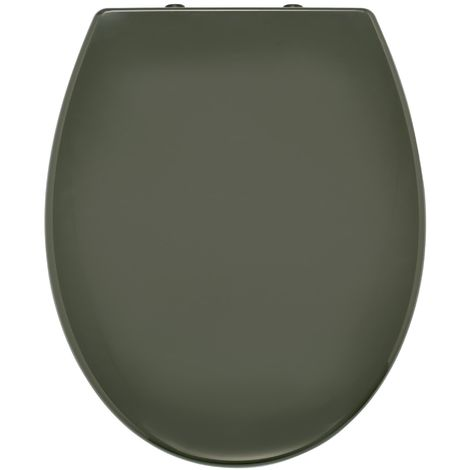 WC-Sitz Miami mit Soft-Close grau