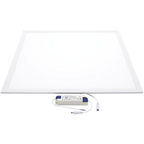 Recessed 20W LED Panel Light 300 x 300mm - Square Office - Natural or Cool White