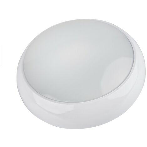 LED 18W IP65 Emergency Bulkhead Light - Motion Sensor Non-Maintained 3hr Backup